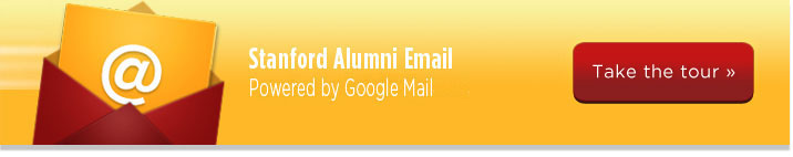 Stanford Alumni Email Powered by Google Mail