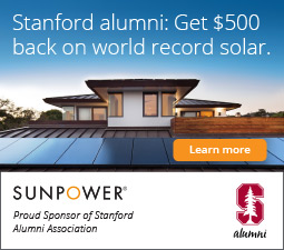 Stanford Alumni, Get $500 back on world record solar. Learn More >