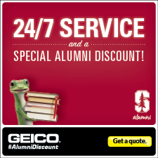 Geico - 24/7 service and an alumni discount. Get a quote >>