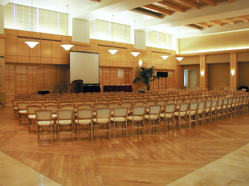 Event Planning At The Alumni Center Stanford Alumni